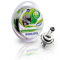 Автолампа PHILIPS 12342ECOS2 H4 60/55W 12V P43t EcoVision