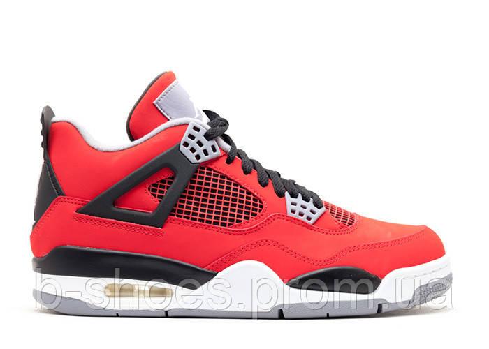 Мужские кроссовки Nike Air Jordan Retro 4 Toro Bravo