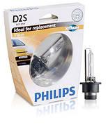 Автолампа ксенон PHILIPS 85122VIS1 D2S 85V 35W P32d-2 Vision