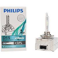 Автолампа ксенон PHILIPS 85415XVC1 D1S 85V 35W PK32d-2 X-tremeVision