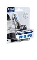 Автолампа PHILIPS 9005WHVB1 HB3 65W 12V P20d WhiteVision +60% (4300K)