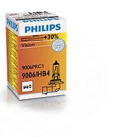 Автолампа PHILIPS 9006PRC1 HB4 55W 12V P22d Premium