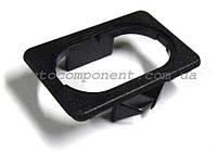 Рамка переключателя стеклоподъемника 21093-3709.680 (ВАЗ-2109, ВАЗ-21099, ВАЗ-2113, ВАЗ-2114, ВАЗ-2115, ГАЗ-3110)
