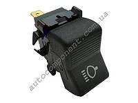 Выключатель поворотной фары- искателя ВК343-01.06А (ГАЗ, ЗИЛ, КамАЗ, МоАЗ-7505, РАФ, Урал)