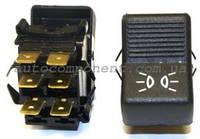 Переключатель габаритных огней П147-04.04А (ВАЗ-1111, ВАЗ-2101, ВАЗ-2102, ЗИЛ)