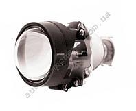 Линза универсальная под ксеноновую лампу H1 ∅3″ с металлической опорой (комплектуется переходниками)