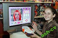 Игровая приставка Digi Makeover с камерой