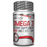 Омега 3 BioTech USA Omega 3 (90 капсул.)