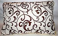 Подушка з овечої шерсті (євро)