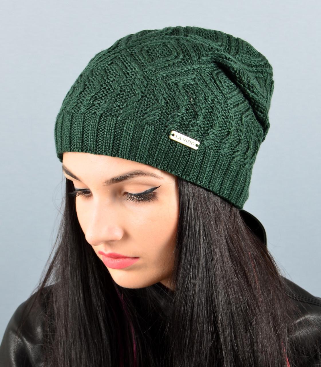 Женская шапка на флисе LaVisio (ЛаВисио).
