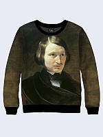 Свитшот Гоголь портрет