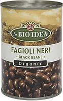 Bio Idea квасоля чорна консервована (банка) 400 г