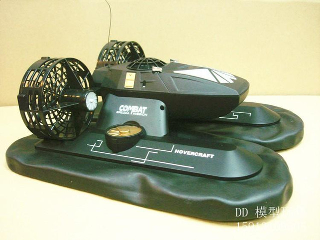 радио модель катер на воздушной подушке
