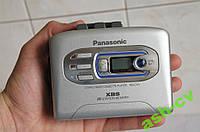 Кассетный плеер Panasonic RQ-C05V Silver