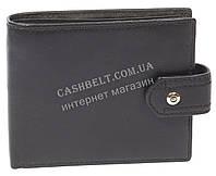 Прочный кошелек из натуральной качественной кожи  S.T.DUPONT art. DP-87005A черный