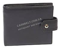 Прочный кошелек из натуральной качественной кожи  S.T.DUPONT art. DP-87014A черный