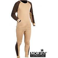 Термобелье Norfin Comfort Line комплект белья с утепленными зонами размер S