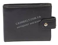 Прочный кошелек из натуральной качественной кожи  S.T.DUPONT art. DP-87006A черный