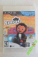 Диск для PS3 игра EYEPET & FRIENDS