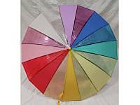 Детский зонтик радуга