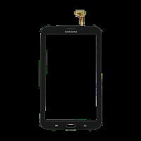 Тачскрин сенсорное стекло для Touchscreen Samsung P3200 GalaxyTab3/P3210/T2100/T2110/T210 7.0 (ver. 3G) black