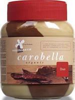 Carobella Масло шоколадне подвійне (біло-коричневе)(кероб) 350 г