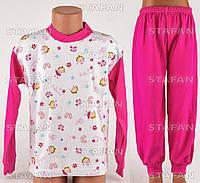 Детская пижама на девочку интерлок AYL D02 4-R