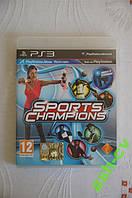 Диск для PS3  игра Sports Champions