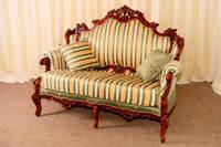 Ремонт диванов и перетяжка мебели на дому Киев