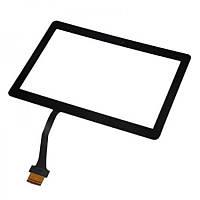 Тачскрин сенсорное стекло для Samsung P5100 Galaxy Tab 2 10.1 black