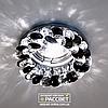 Встраиваемый точечный светильник Feron CD4141 (черный золото) под светодиодную лампу
