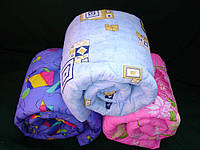 Одеяло силиконовое демисезонное (двойной силикон) 145х210