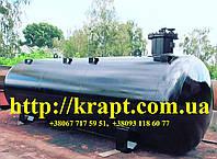 Резервуар для СУГ 10 м.куб. покрытие грунт, эмаль