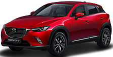 Тюнинг, обвес на Mazda CX-3 (c 2015---)