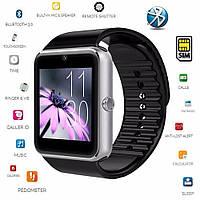 Часы Smart Watch Phone GT08 Black/Silver Original