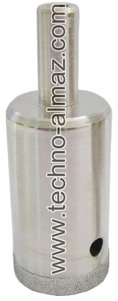 Алмазное сверло D 26 мм