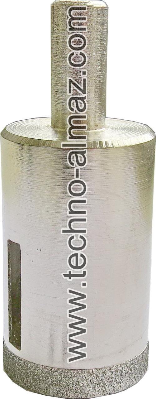 Алмазное сверло D 32 мм