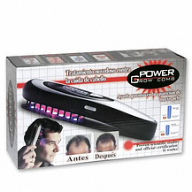Лазерная массажная расческа Power Grow Comb, фото 3