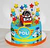 Торт Поли Робокар, фото 2
