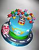 Торт Поли Робокар, фото 3