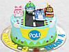 Торт Поли Робокар, фото 6