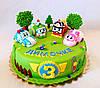 Торт Поли Робокар, фото 7