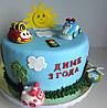 Торт Поли Робокар, фото 8