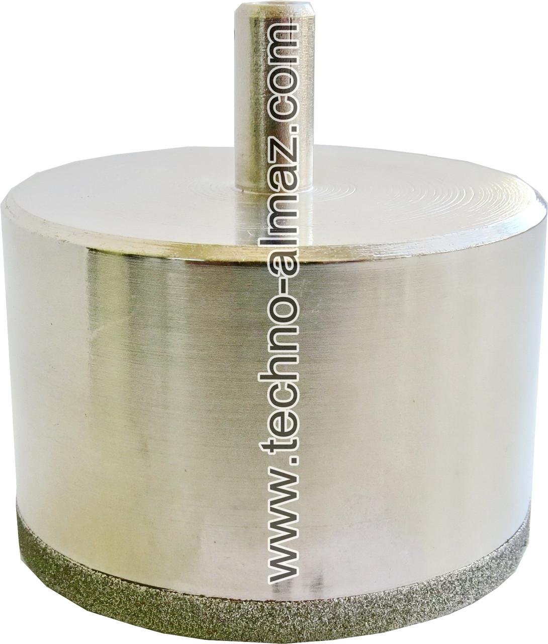 Алмазное сверло D 65 мм