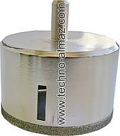 Алмазное сверло D 75 мм