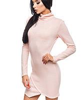Короткое теплое платье | 1087 br