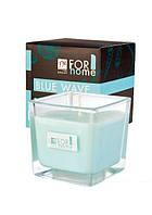 Ароматизированная свеча Blue wave, соевая