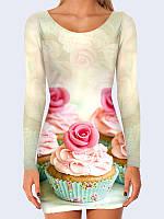 Платье Капкейки