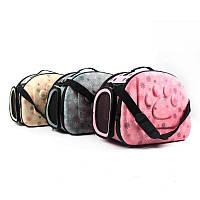 Сумка для животных Happy Paw. Переноска для кошек, собак и небольших животных до 7 кг