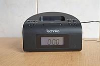 Часы, Радио,  Док станция iPod. Technika SC501546